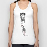 Little Monsters From My … Unisex Tank Top