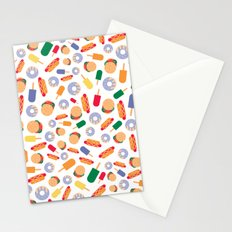 BP 70 Fast Food Stationery Cards