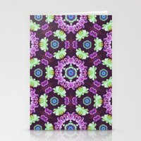Kaleidoscope - Floral Fantasy Stationery Cards