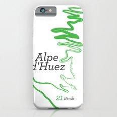 Famous Climbs: Alpe d'Huez 1, Modern Slim Case iPhone 6s
