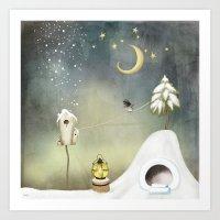 Dreamery III Art Print