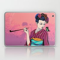Picnic on the Grass Laptop & iPad Skin