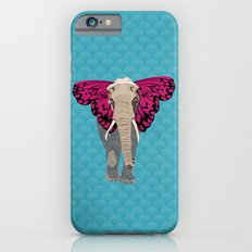 Elephant Butterfly iPhone 6s Slim Case
