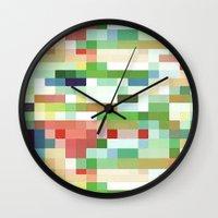 Spectrum Number 2 Wall Clock