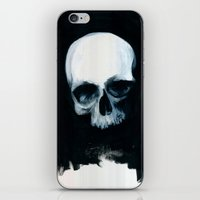 Bones XIV iPhone & iPod Skin