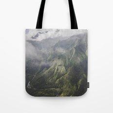 Mountains - Kauai, HI Tote Bag