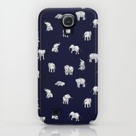 Indian Baby Elephants In… Galaxy S4 Slim Case