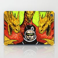 The Final Golden Dawn Of… iPad Case