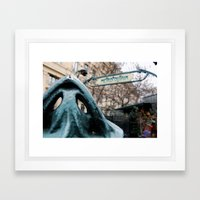 Metropolitan  Framed Art Print
