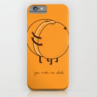 My Better Half iPhone 6 Slim Case