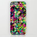 Crystal Cohesion iPhone & iPod Case