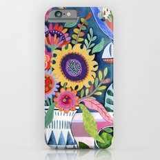 Bouquet by the Bay Slim Case iPhone 6s