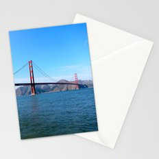 Golden Gate Stationery Cards