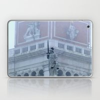 Justice on St Mark's Square Laptop & iPad Skin