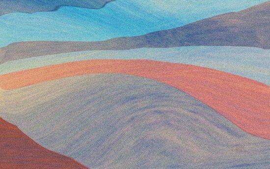 Pink Sand Canvas Print