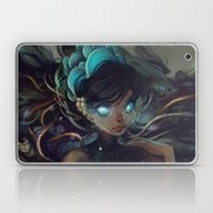 Laptop & iPad Skin featuring Scales by Loish
