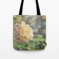 Alive In Everything Tote Bag