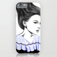 iPhone & iPod Case featuring WIND TUNNEL by Amanda Mocci