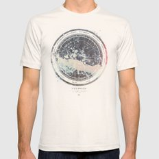 Fernweh Vol 6 Mens Fitted Tee Natural SMALL