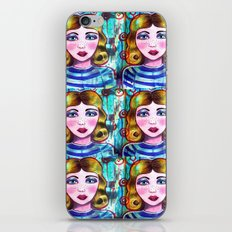 Abbey Strictnine iPhone & iPod Skin
