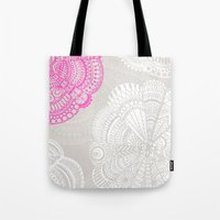 Doodle Doiley Tote Bag