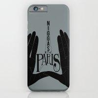 Niggas In Paris iPhone 6 Slim Case