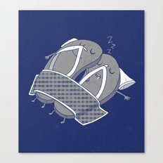 'sleep'pers Canvas Print