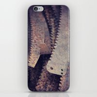 Rust 5 iPhone & iPod Skin