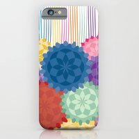 iPhone & iPod Case featuring Between The Flowers by Guilherme FDG