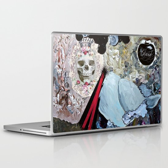 Vanitas Laptop & iPad Skin