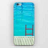 Red Ladder iPhone & iPod Skin