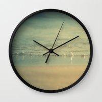 Glup glup Wall Clock