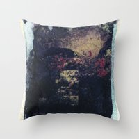 Mission 1 Throw Pillow