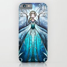 The Snow Queen iPhone 6 Slim Case