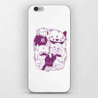 The living dream iPhone & iPod Skin