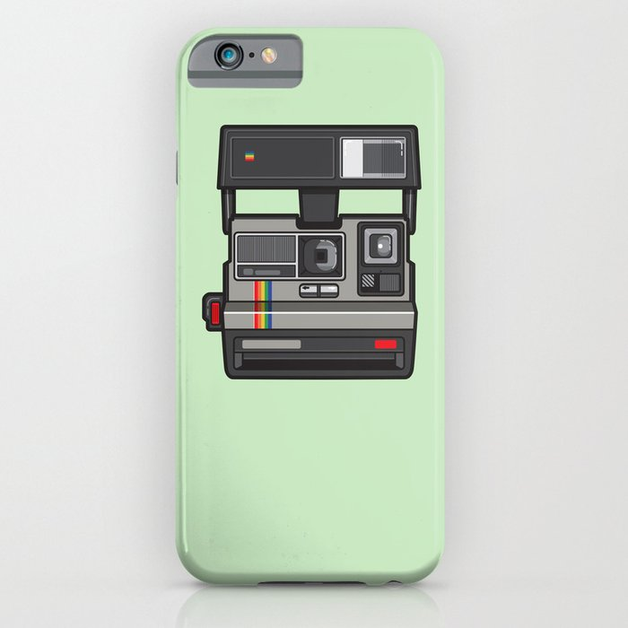 Iphone Case Prints Polaroid Photos