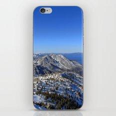 Maggies Peak iPhone & iPod Skin