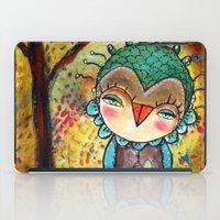 Autumn Wind iPad Case