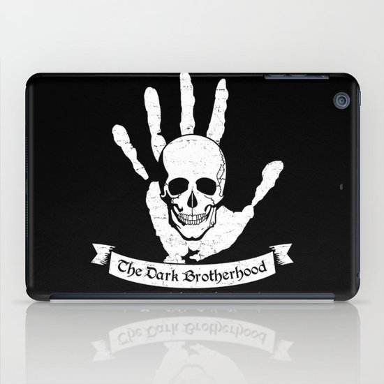The Dark Brotherhood iPad Case