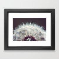 Germination Framed Art Print