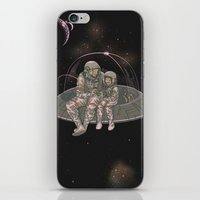 Catch Your Own Star iPhone & iPod Skin