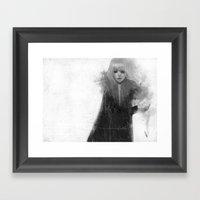 Child Prostitutes #01 Framed Art Print