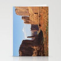Park Avenue - Arches National Park Stationery Cards