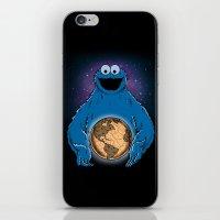 Cookie World iPhone & iPod Skin