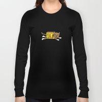 box cat Long Sleeve T-shirt