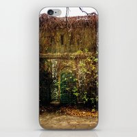 Nature Finds The Way Ins… iPhone & iPod Skin