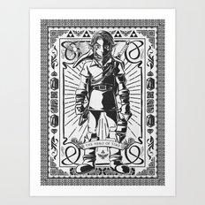 Legend Of Zelda - Epic L… Art Print