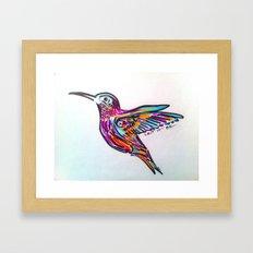 LIB Framed Art Print