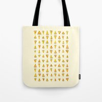 99 Slices of Za on the Wall Tote Bag
