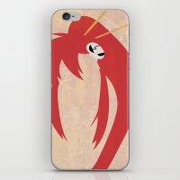 Minimalist Yoko iPhone & iPod Skin